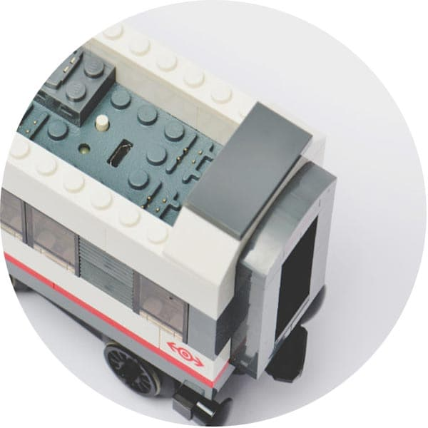 Lego trains Remote control