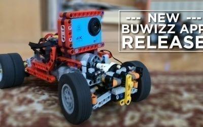 New BuWizz App release